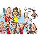 Caricaturas Encomendas Online & Show Para Eventos