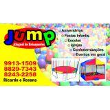 Jump - Aluguel De Brinquedos