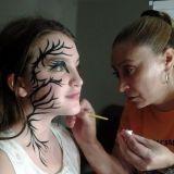 Maquiadora art�stica