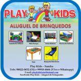 Play Kids - Aluguel de Brinquedos