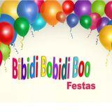 Bibidi Bobidi Boo Festas