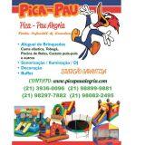 Pica-Pau Alegria Aluguel de Brinquedos para Festa
