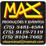 Max Produ��es e Eventos