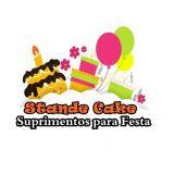 Stande Cake Artigos paras Festas