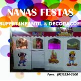 Nanas Festas
