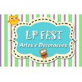 LP Fest Artes e Decora��es