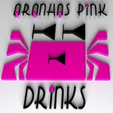 Aranhas Pink Drinks