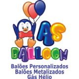 AS Balloon Bal�es - G�s H�lio Acess�rios e Eventos