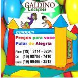 Galdino Loca��es de Brinquedos
