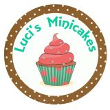Luci�s Minicakes (sob encomenda)