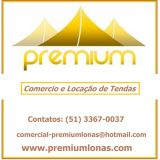 Premium - Loca��o de Tendas, Tablados e Palcos