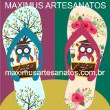Maximus Chinelos Personalizados Curitiba
