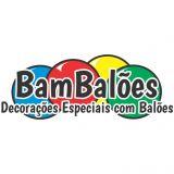 Bambal�es Decora��es Especiais com Bal�es