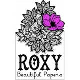 Roxy Beautiful Papers - Pap�is e Apliques Comest�v