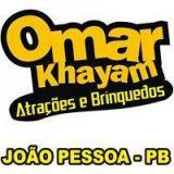 Atra��es e Brinquedos Omar Khayam�