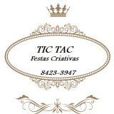 Tic Tac Festas Criativas