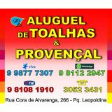 pp Aluguel de Toalhas e Artigos Proven�al