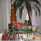 J&N eventos - Cascata de Chocolate e Cerimonial