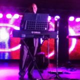 musica ao vivo teclado e voz em fortaleza com Luis
