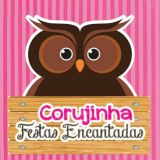 Corujinha Festas Encatadas
