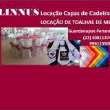 Linnus Loca��es de Toalhas e Capas de cadeiras.