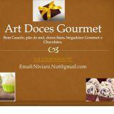 Art doces gourmet
