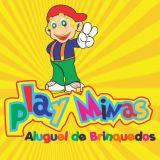 Playminas Aluguel de Brinquedos