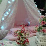 Alugo kit cabana para festa do pijama!!