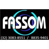 Fassom - Audio e eventos