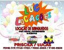 Luc Loca��es de Brinquedos