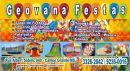 Geovana Festas e Eventos
