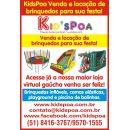 KidsPoa Loca��o e Venda de brinquedos para festa