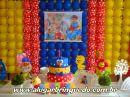 Alugar decora��o de festa Infantil em Jales