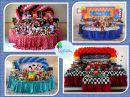 Decora��o de Festa Infantil e Decora��o com bal�es