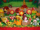 Feliz � Be�a Festas-barraquinhas,brinq, decora��o