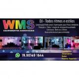 W.M.S. Equipamentos Audiovisuais
