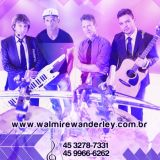 Walmir e Wanderley -Banda