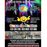Espaço de Eventos Maxi Produções Casa de Festas