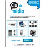 Ciadamidia Projetor Datashow Audio e Video BH