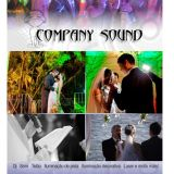 Company Sound ! Dj, Som, Iluminação e Telão .