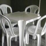 Mesas e Cadeiras aluguel