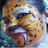 Pintura Facial e Esculturas em balões para festas.