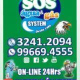 Água Mineral Sos Log Distribuidor 24hr