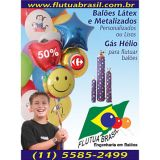 Flutua Brasil - Engenharia em Balões