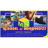 MS - Aluguel de Brinquedos