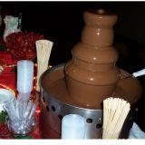 Fonte Dos Sonhos Cascatas De Chocolate