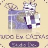 Tudo Em Caixas Studio Box - Caixas Exclusivas
