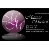 Mansão Musical - Músicos