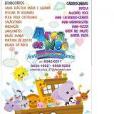 Arca de Noé Festas e Eventos Infantis