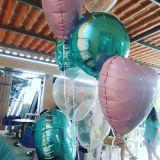 Tudo de Bola - Balões com gás hélio